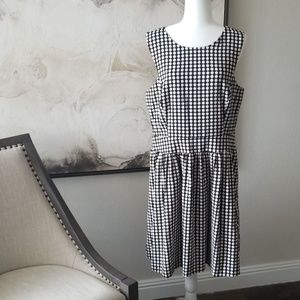 Vince Camuto Fit and Flare Dress NWOT